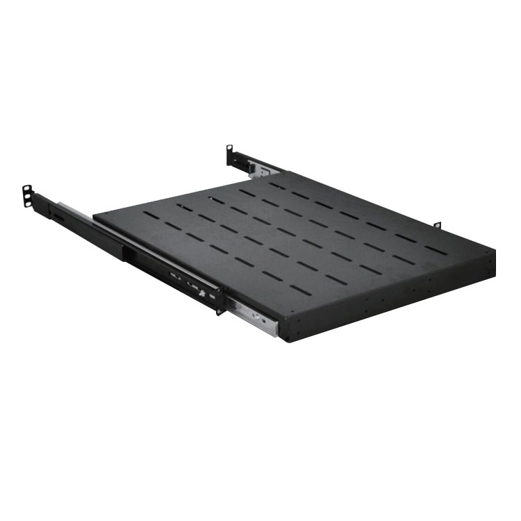 SAM-4524 | Sliding tray 1U 440x350 for SAM-4233 wall racks.