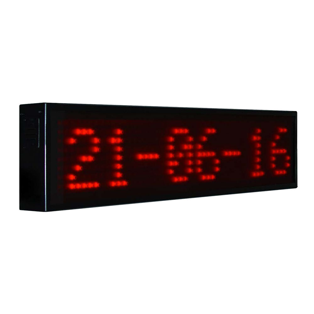 SAM-4543 | Dynamic outdoor text LED display