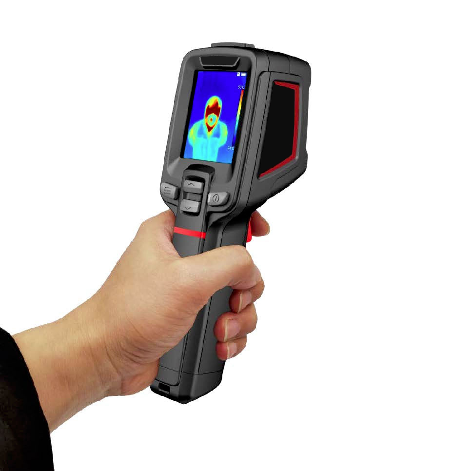 SAM-4641 | Thermal camera for body temperature measurement and fever detection