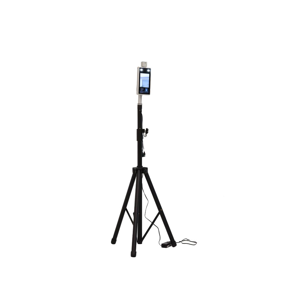SAM-4653 | AirSpace tripod for SAM-4655 temperature measurement Access Control terminals.