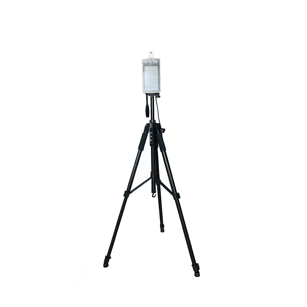 SAM-4654 | AirSpace tripod for SAM-4656 temperature measurement Access Control terminals.