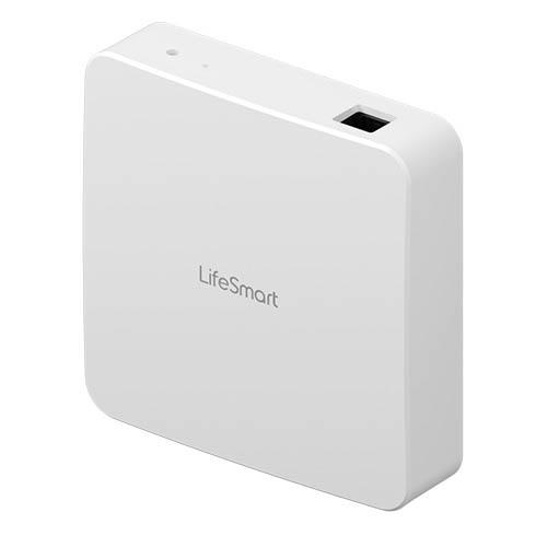 SMARTLIFE-22 | Equipo de puerta de enlace Smart Station de LifeSmart con protocolo Zwave