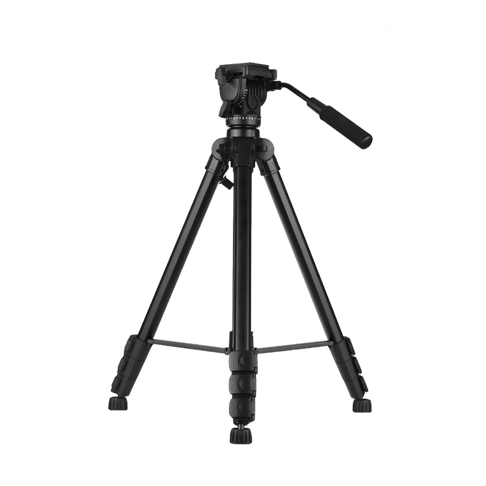 TC-T1 | Trípode de 4 secciones ajustable con cabezal basculante fluido para cámara Blackbody TC-BB.