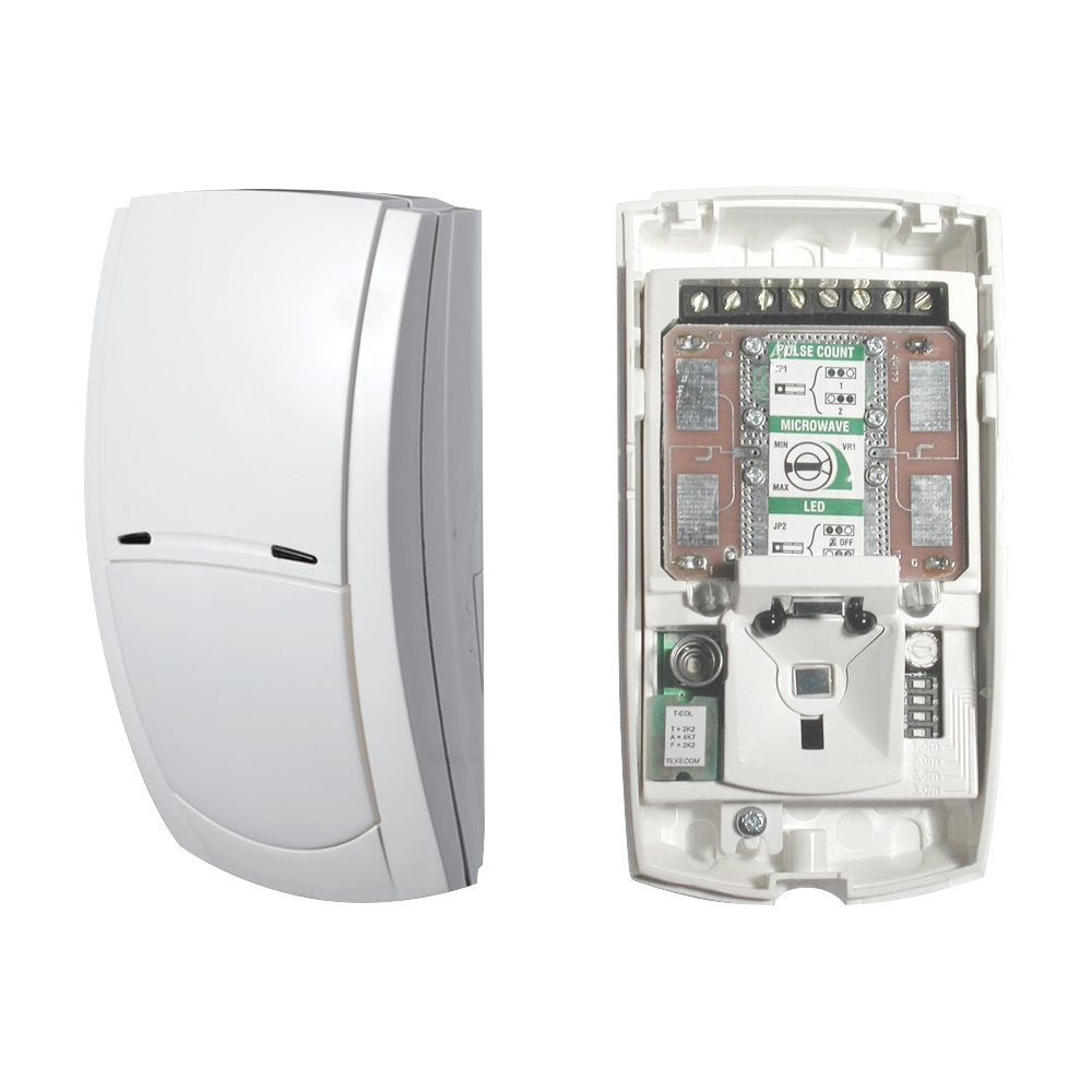 TEXE-11   Detector Premier Elite AMDT doble tecnología con antimasking