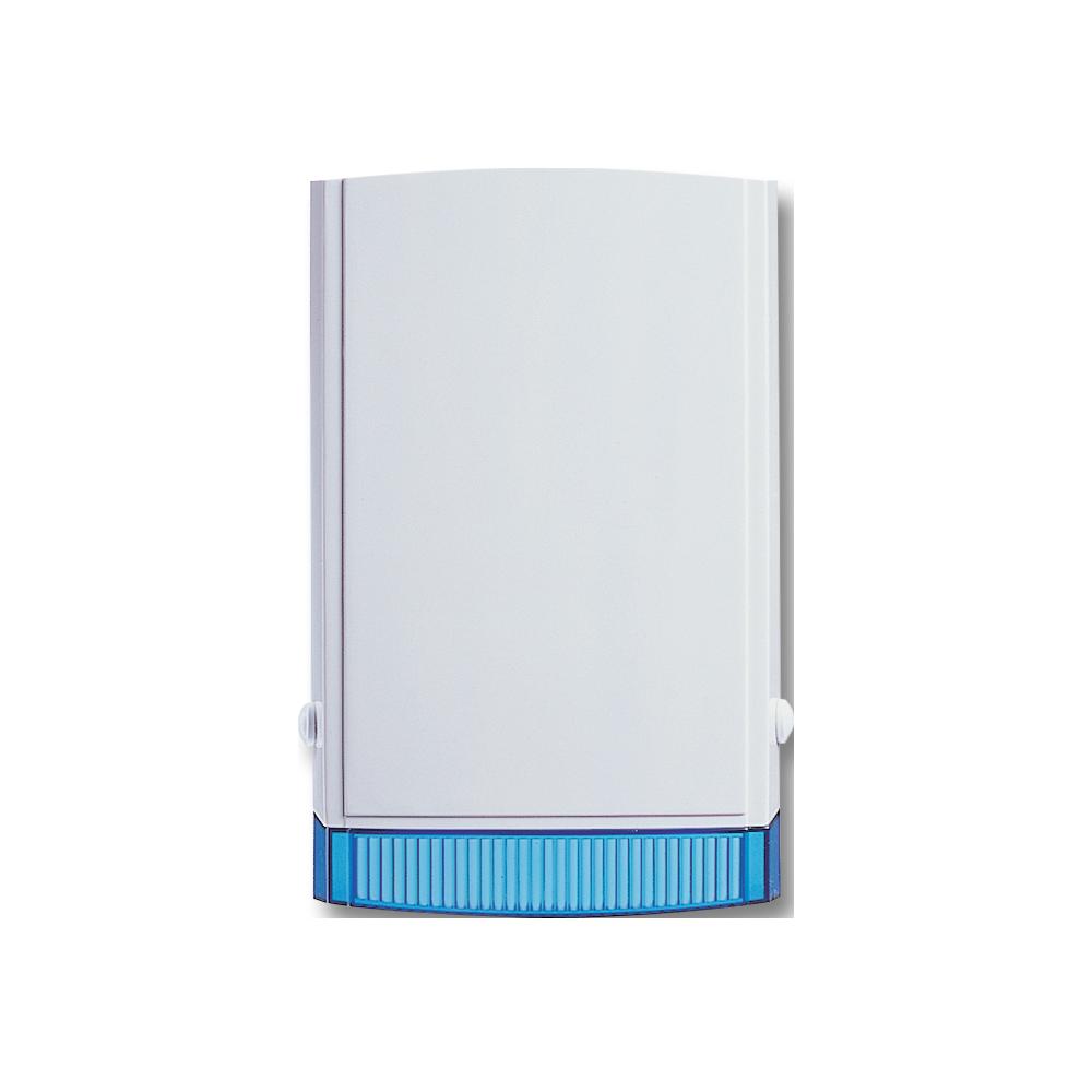 TEXE-18 | Sirena piezoeléctrica estroboscópica de exterior Premier Odyssey 1E