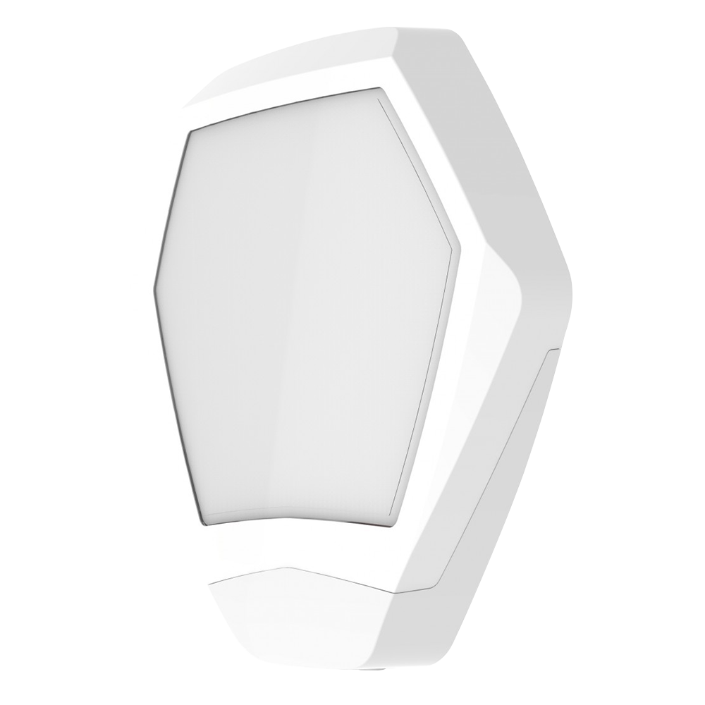 TEXE-26 | Cubierta frontal Odyssey X3 en color blanco/blanco para base de sirena retroiluminada de exterior Odyssey X-B