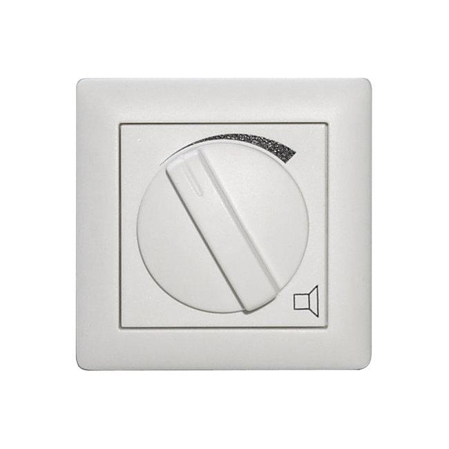 INTEVIO-42 | Control de volumen empotrado 6 W