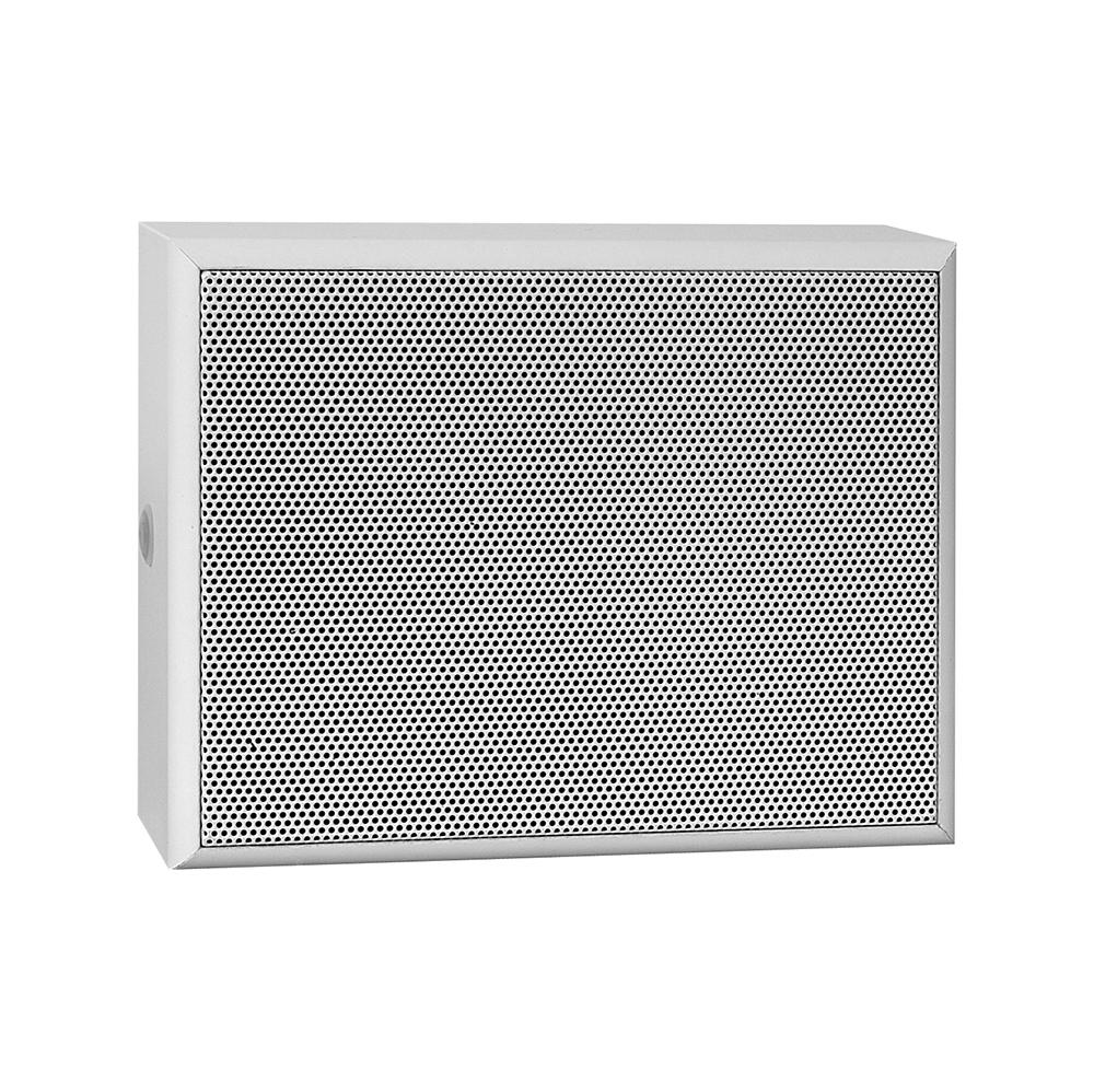 INTEVIO-19 | Altavoz para montaje en pared A/B 2x6W - WA-AB 06-100/T-EN54