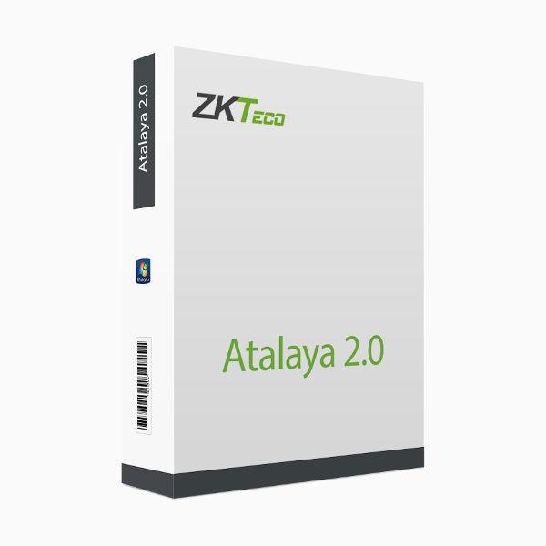 ZK-115   Aplicación Web del Empleado para Control de Accesos Atalaya II