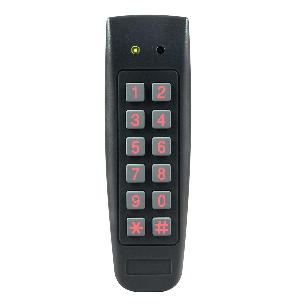 CONAC-369 | Tastiera controllo accessi convertibile (Autonomo/Wiegand 26bit)