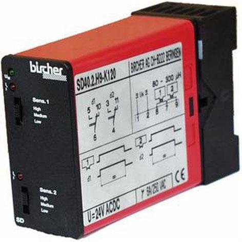 CONAC-421 | Detector de masa férrica para barreras levadizas