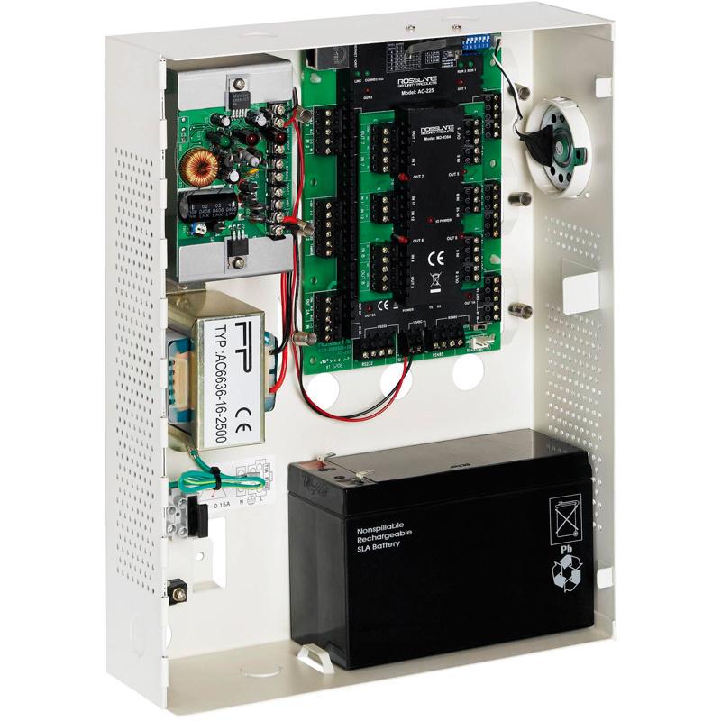 CONAC-445 | Concentrador de control de accesos ROSSLARE con TCP/IP