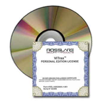 CONAC-629 | Licencia Vitrax LPR nivel 2, sin límite de canales