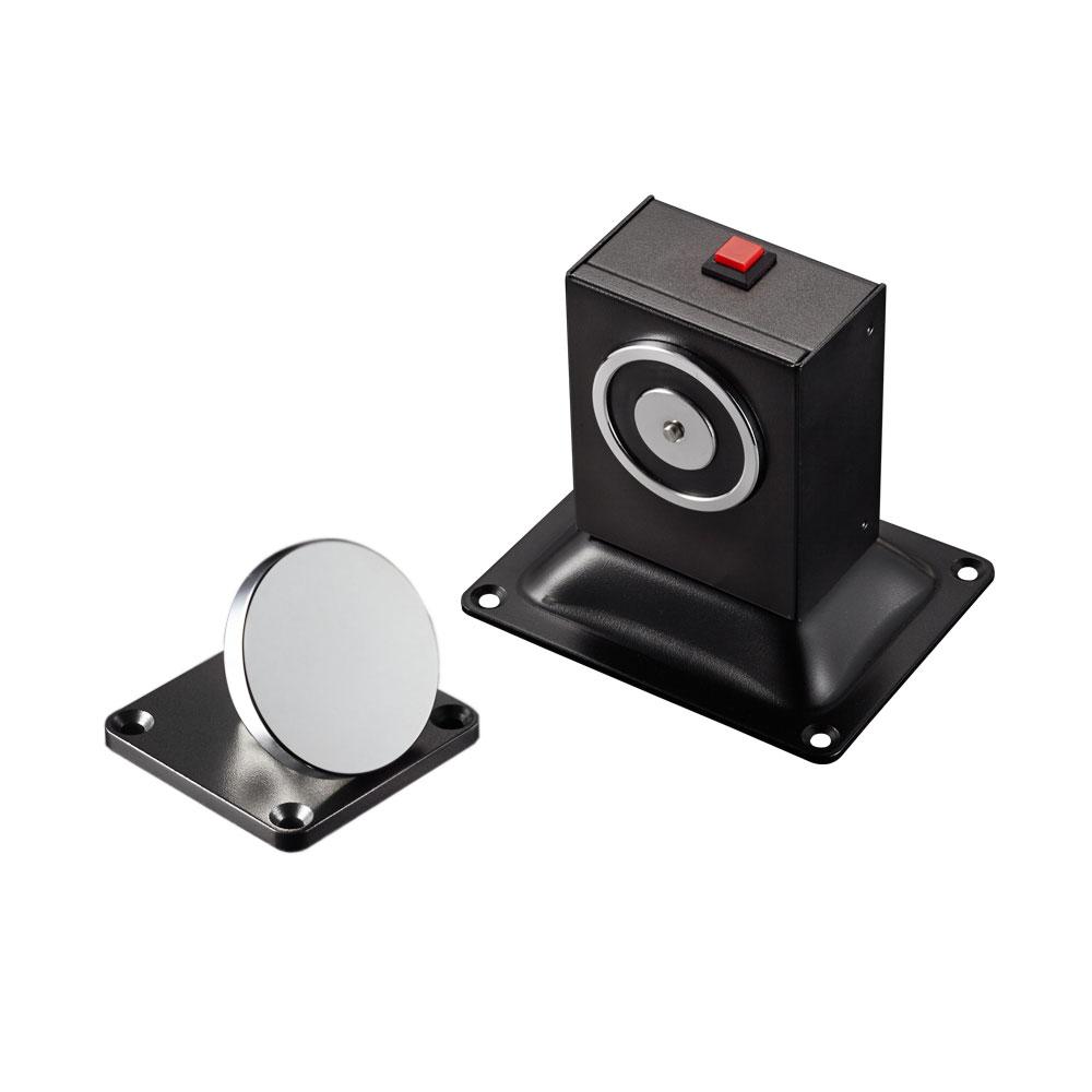CONAC-687 | Elettromagnete fermo d'installazione in pareti/suolo per porte taglia fuoco.Chiusura automatica delle porte in caso di allarme d'incendio