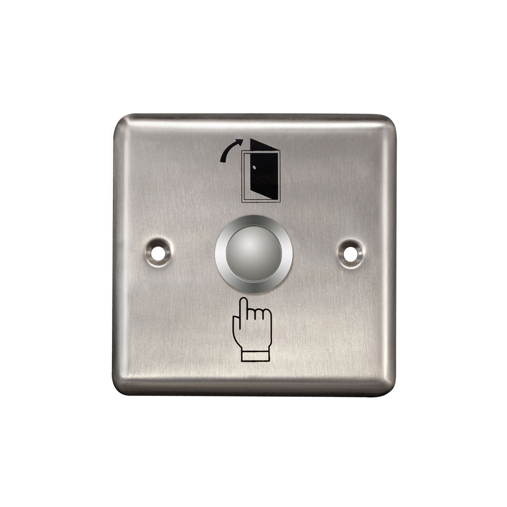 CONAC-691 | Stainless steel outlet request push button.