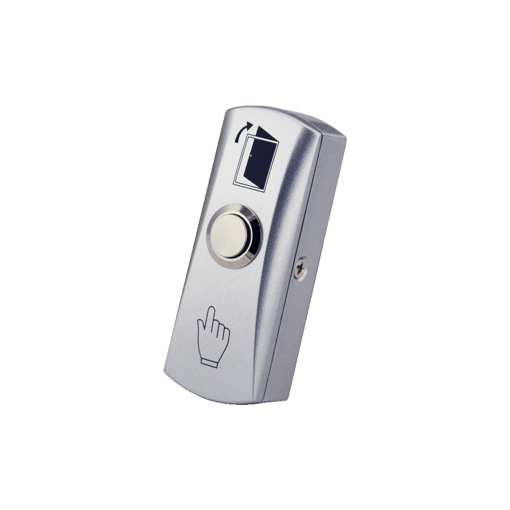 CONAC-692 | Exit push button stainless steel with back box.