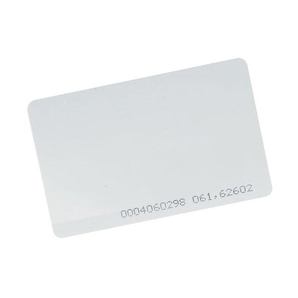 CONAC-739 | Tarjeta ISO de PVC TEMIC (ASK) no programada