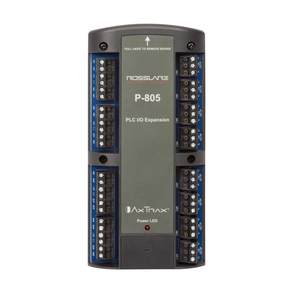 CONAC-758 | 16-input, 8-monitored output card for CONAC-626 (AC825IP)