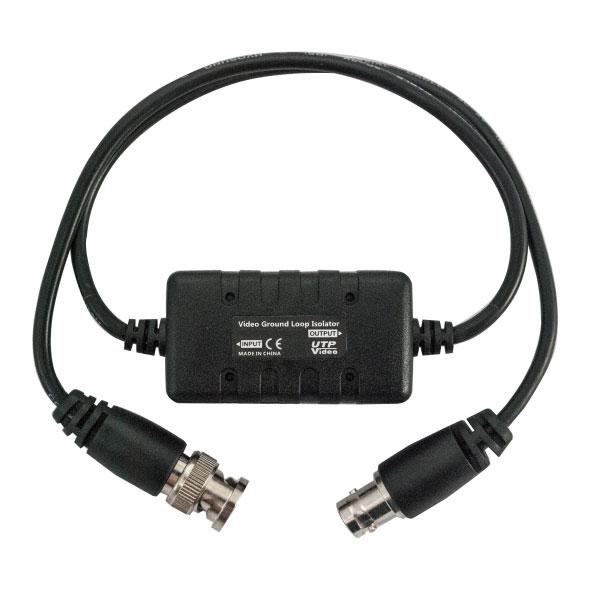 CTD-496N   Video ground loop isolator (via coaxial)