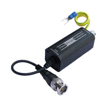CTD-497   1 channel video surge protector