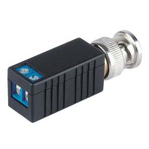 CTD-82 | Émetteurs-récepteurs passif de vidéo par paires torsadées connecteur BNC mâle terminal insertion de câble