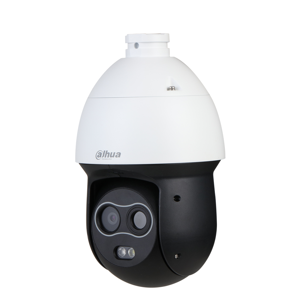 DAHUA-1876   IP / HDCVI / analogue PTZ thermal dome of 200°/sec. for outdoors