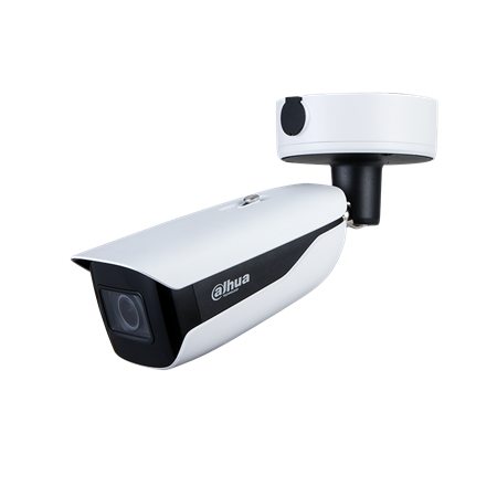 DAHUA-2644-FO | Dahua AI Series IP bullet camera with Smart IR of 120 m, vandal resistant for outdoors