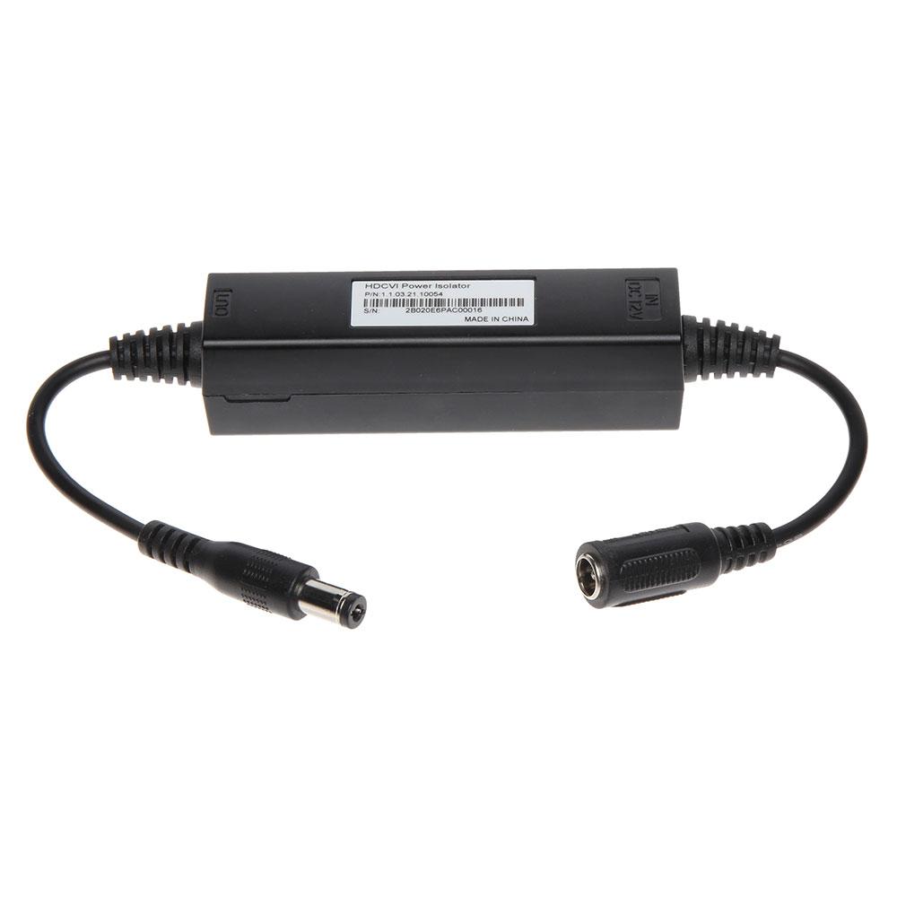 DAHUA-1024   Power supply isolator for HDCVI signal via coaxial