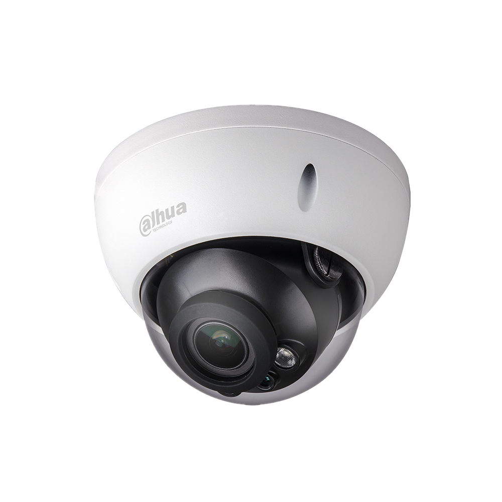 DAHUA-1184-FO | Fixed IP vandal dome with IR illumination of 50 m, for outdoors