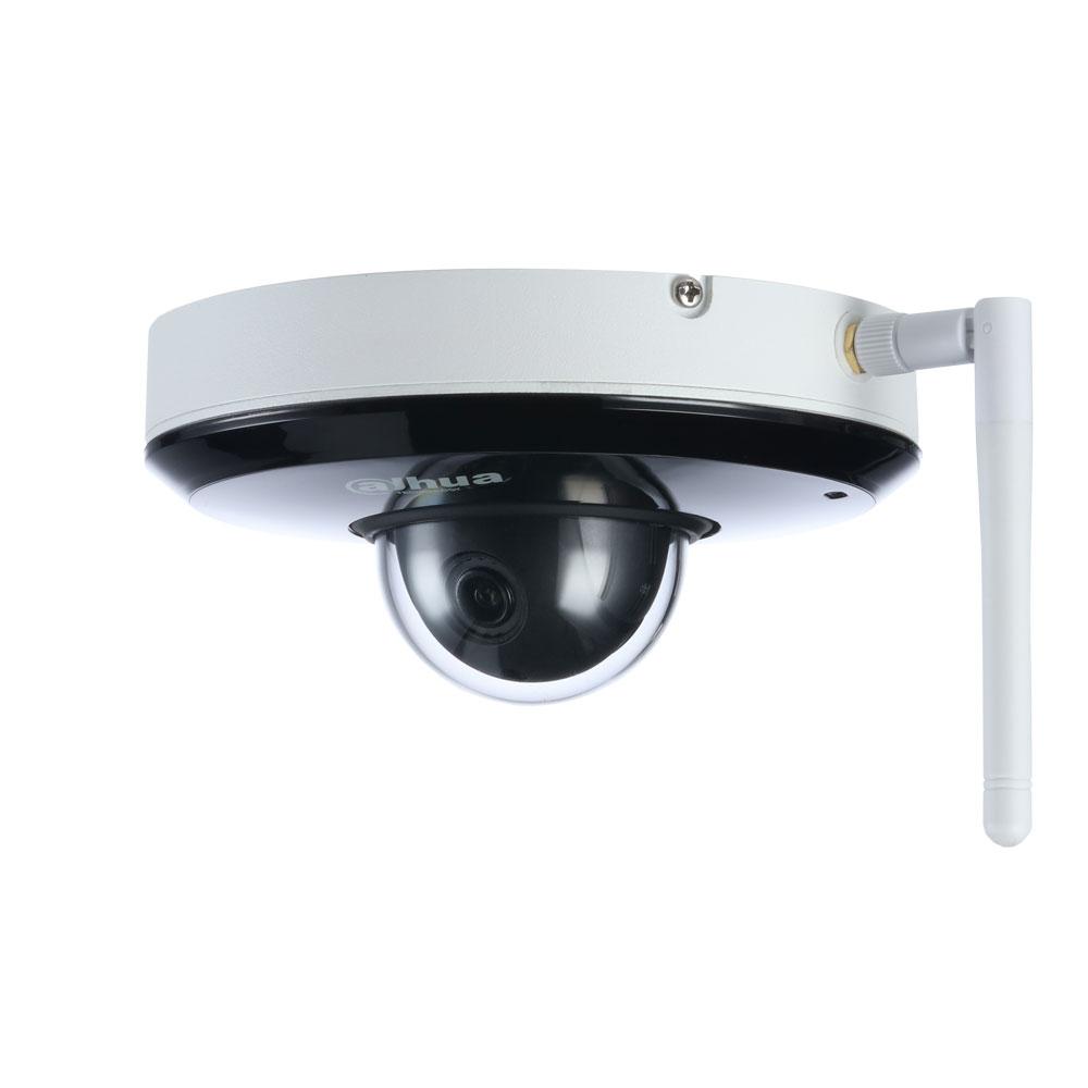 DAHUA-1308   Mini domo motorizado StarLight IP Wi-Fi de 70°/seg. con iluminación IR de 15m, para exterior