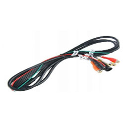 DAHUA-1583 | Special cable to obtain electrical supply directly from the vehicle's battery.
