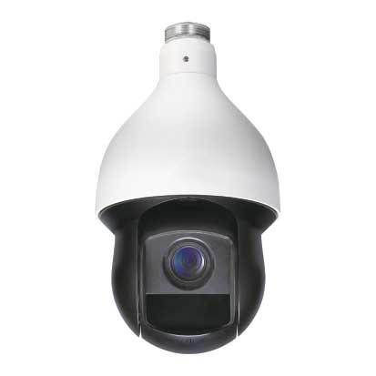 SAM-2402 | Outdoor IP motorized dome 2 megapixel IP IR illumination (100 m, mechanical filter)