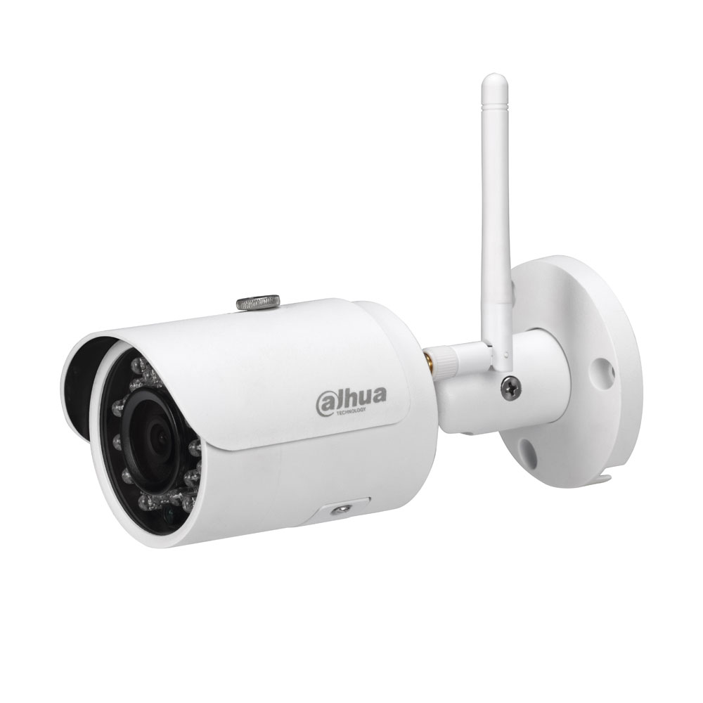 DAHUA-620-FO | IP bullet camera PRO series with WIFI and IR illumination of 30 m, for outdoors