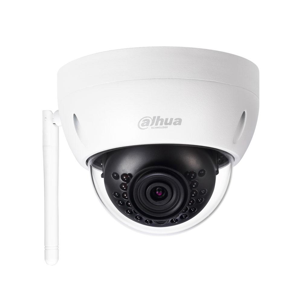 DAHUA-621-FO | Dome fisso IP serie PRO con WIFI e illuminazione IR da 30 m antivandalo per uso esterno