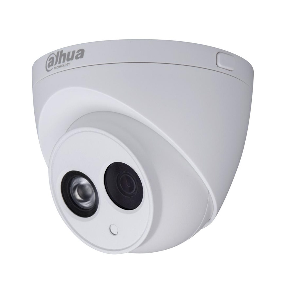DAHUA-629 | IP dome with IR illumination of 50 m Eco-savvy 3.0 for outdoors
