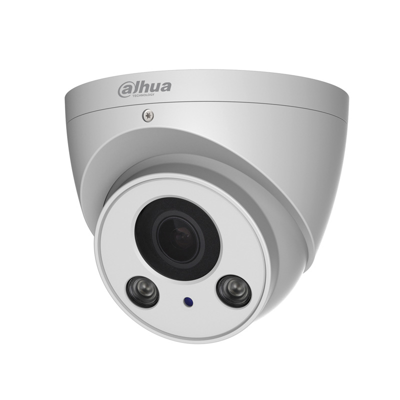 DAHUA-660 | IP  fixed dome with IR illumination of 60 m, for outdoors