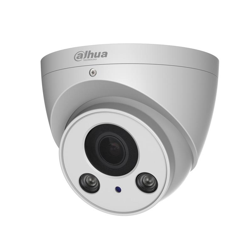 DAHUA-660 | Domo fijo IP con iluminación IR de 60 m para exterior Eco-savvy 3.0