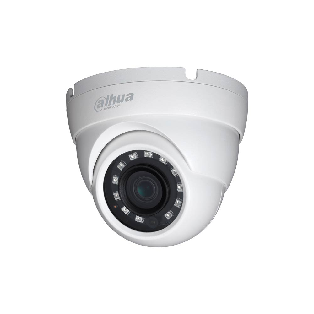 DAHUA-700N | 4 in 1 fixed dome CANNON series with IR illumination of 30 m, for outdoors