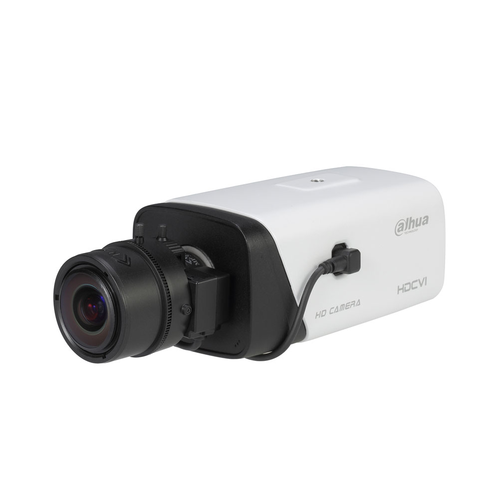 DAHUA-815 | HDCVI box camera PRO series with 3rd generation Starlight illumination, for indoors