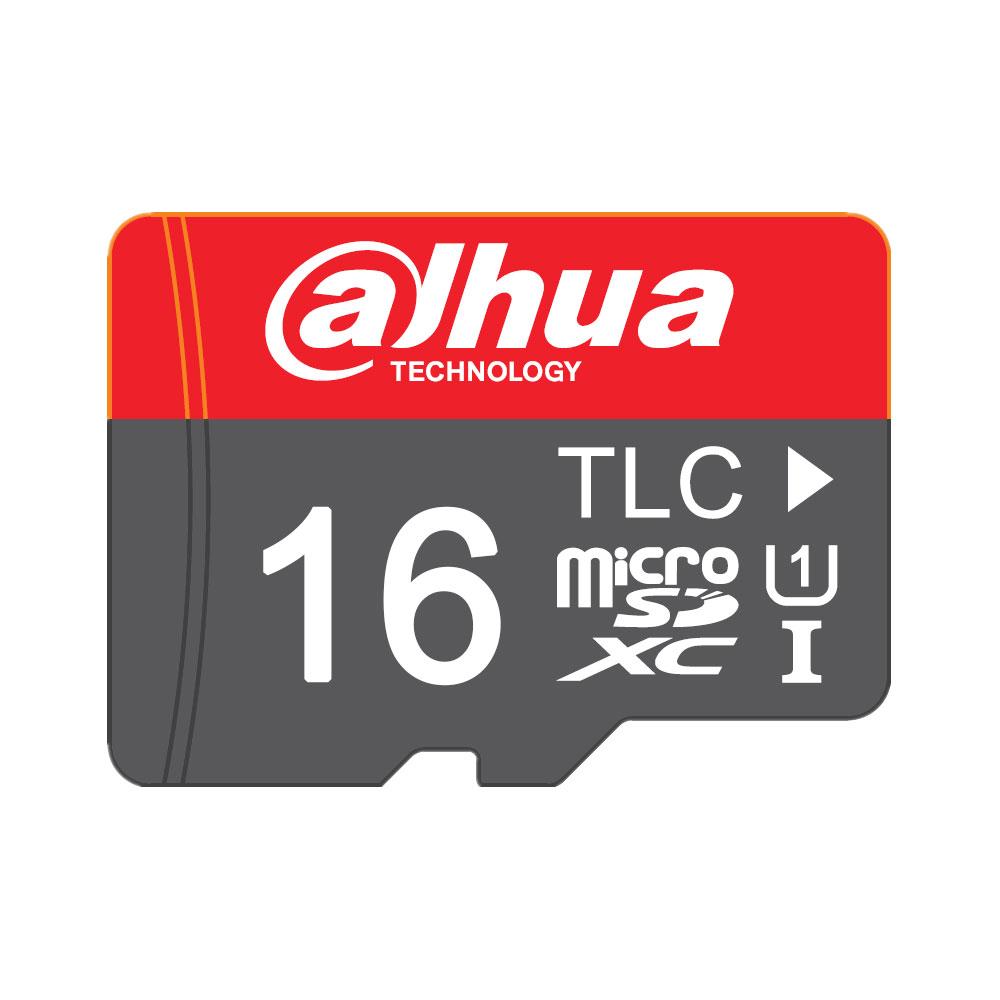 DAHUA-923 | Tarjeta MicroSD Dahua de 16GB