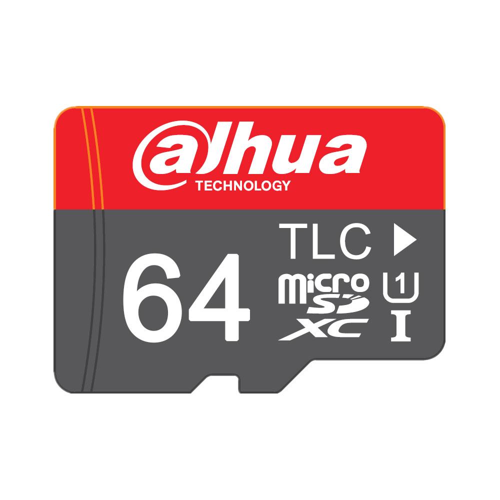 DAHUA-925 | Tarjeta MicroSD Dahua de 64GB