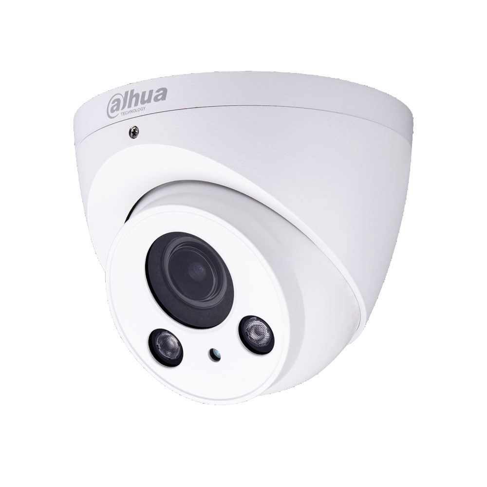 DAHUA-992 | HDCVI fixed dome StarLight series with Smart IR of 60 m, for outdoors