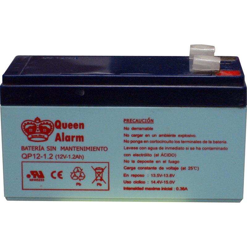 DEM-011 | Batería de 12 V. / 1,2 Amp.
