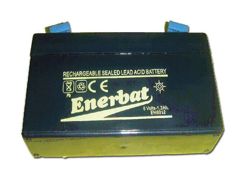 DEM-01 | Battery: 6V– 1.3 Amp