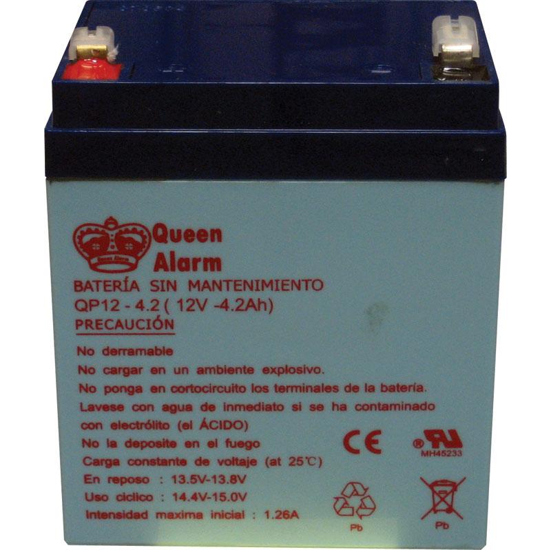 DEM-2 | Batterie de 12 V - 4,2 Amp.