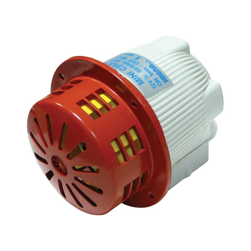 DEM-250 | Sirena elettromeccanica per uso industriale