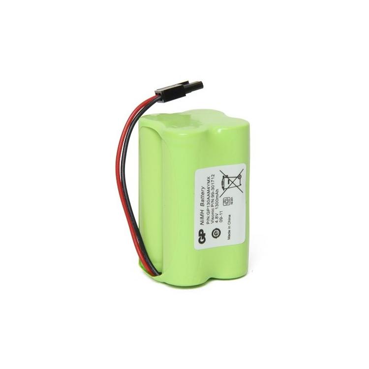 DSC-116 | Pack de pilas de respuesto de 4,8V 1300 mAH para central compacta vía radio DSC wireless DSC-56 (WP8010-SP)