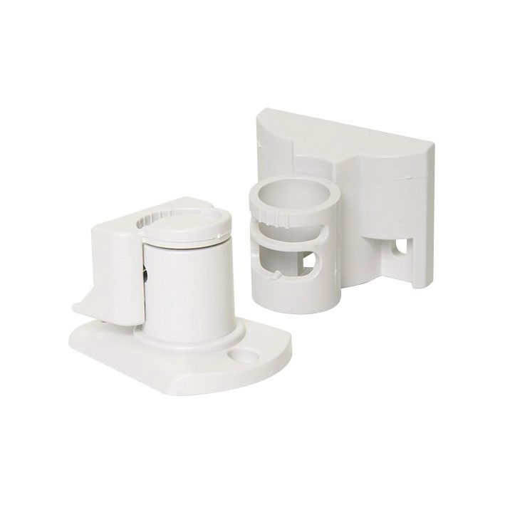 DSC-53 | Articulated ceiling / wall mount bracket for DSC-50, DSC-51, DSC-52, DSC-64 detectors.