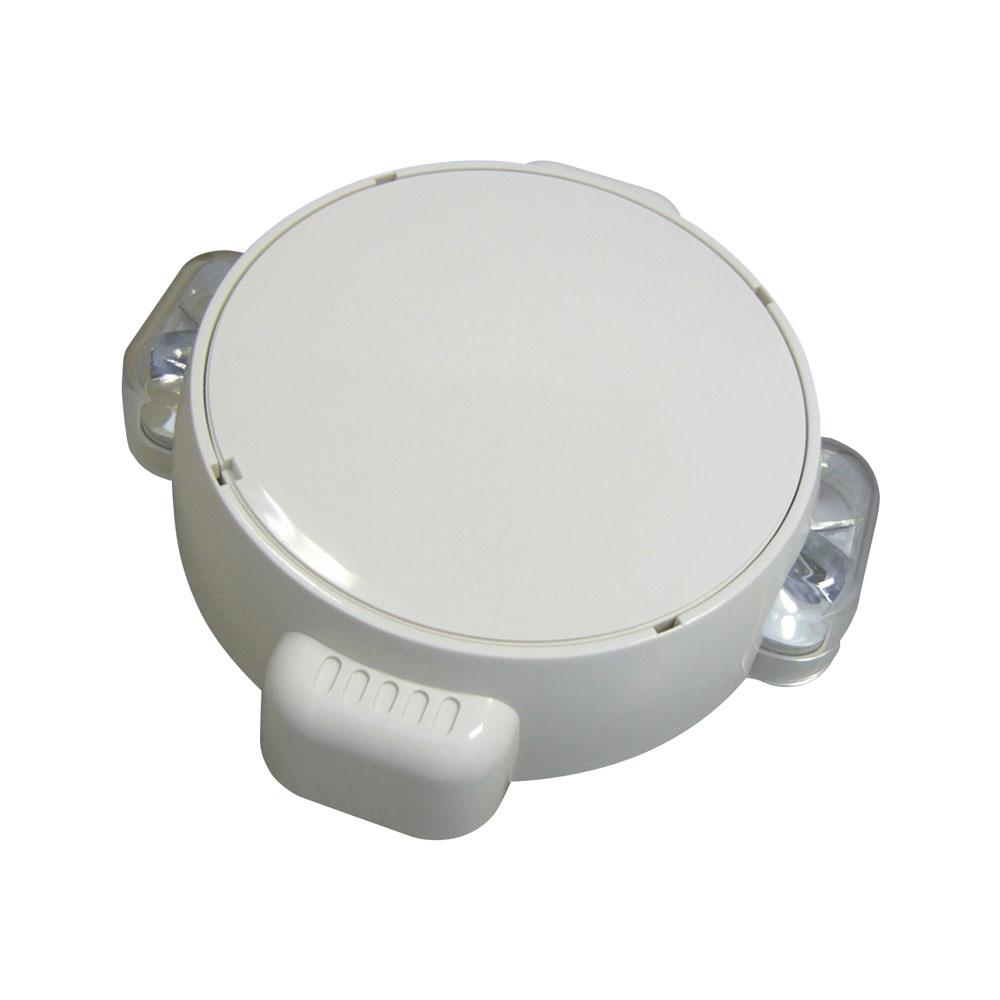 FOC-555 | Placca di montaggio universale con indicazione luminosa d'allarme incendio
