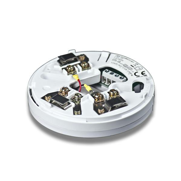 FOC-567 | Base de montaje para sensor con aislador de cortocircuito integrado (SCI)
